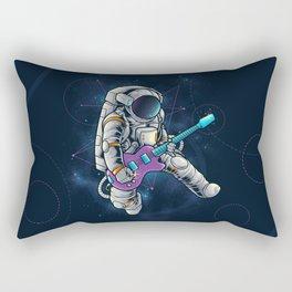Spacebeat Rectangular Pillow