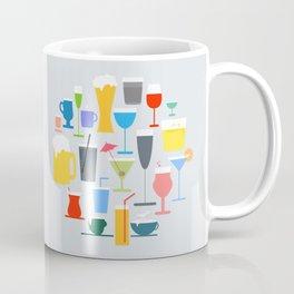Time to Drink Coffee Mug
