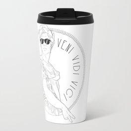 Veni Vidi Vici Travel Mug