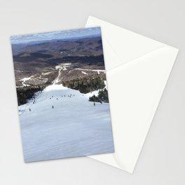 Skiing Superstar, Killington Stationery Cards