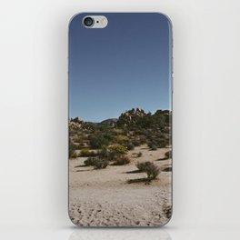 California Desert iPhone Skin