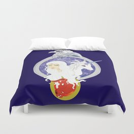 For you are the last Duvet Cover