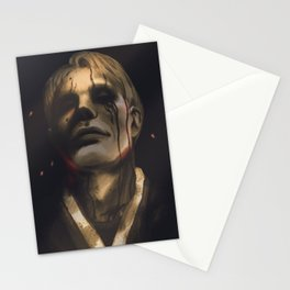 Death Stranding Mads Mikkelsen Stationery Cards