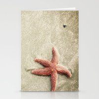 starfish Stationery Cards featuring Starfish by Kaelyn Ryan Photography