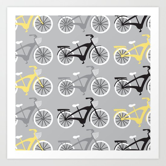 It's My Ride Art Print