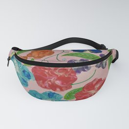 SYMPHONY OF FLOWERS Fanny Pack