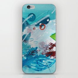 Growing Pains iPhone Skin