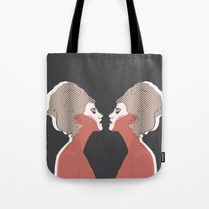 Think Twice - Double Tote Bag