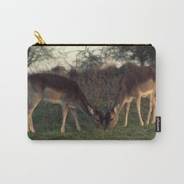 Winter Wildlife Carry-All Pouch