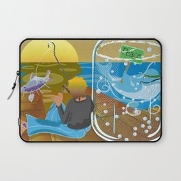 Fish Tales Laptop Sleeve
