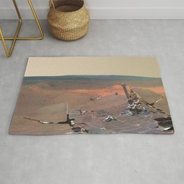 Mars - Greeley Panorama Rug