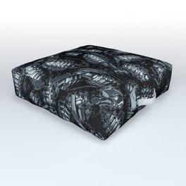 Grenades Outdoor Floor Cushion