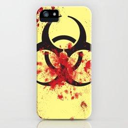 Hazmat iPhone Case