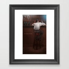 Beer… Framed Art Print