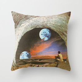 lmnlp Throw Pillow
