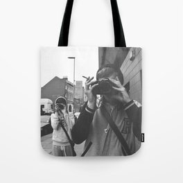 I'm Watching You. Tote Bag