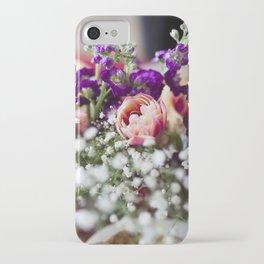 Fresh Flower Lovin' iPhone Case