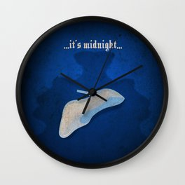 Calamity Collection, Series 1 - Slipper Wall Clock