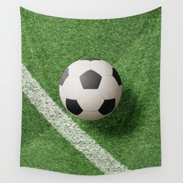 BALLS / Football Wall Tapestry
