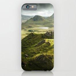 Isle of Skye, Scotland iPhone Case