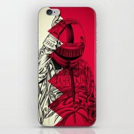The Sultan of Bahrain iPhone Skin
