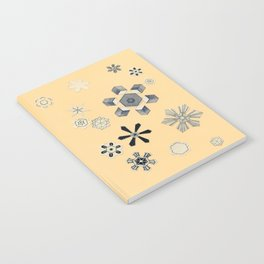 Snowflakes Notebook