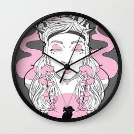 Choke Wall Clock