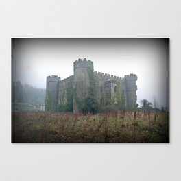 The Castle Canvas Print