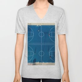 Basket 2 Unisex V-Neck