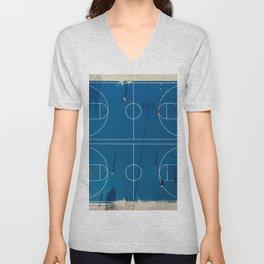 Basket 2 Unisex V-Neck