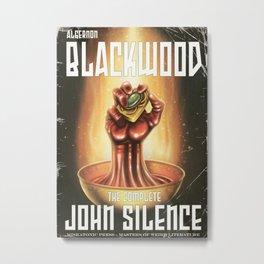 Algernon Blackwood - The Complete John Silence Metal Print