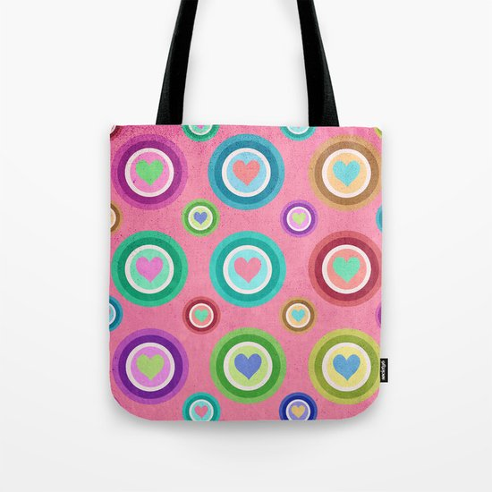 Love, love, love... Tote Bag