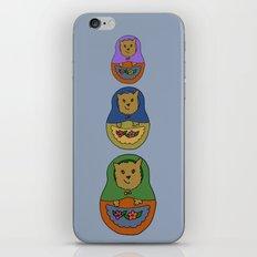 Piptroyshkas iPhone & iPod Skin