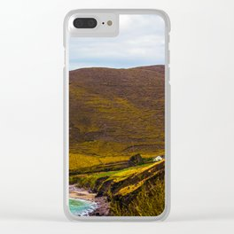 Hidden Cove House Clear iPhone Case