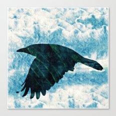 The rook #VI Canvas Print