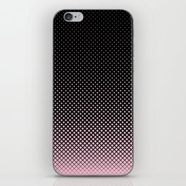Abstract Two Tone Art iPhone Skin