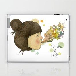 SWEET YOU  Laptop & iPad Skin