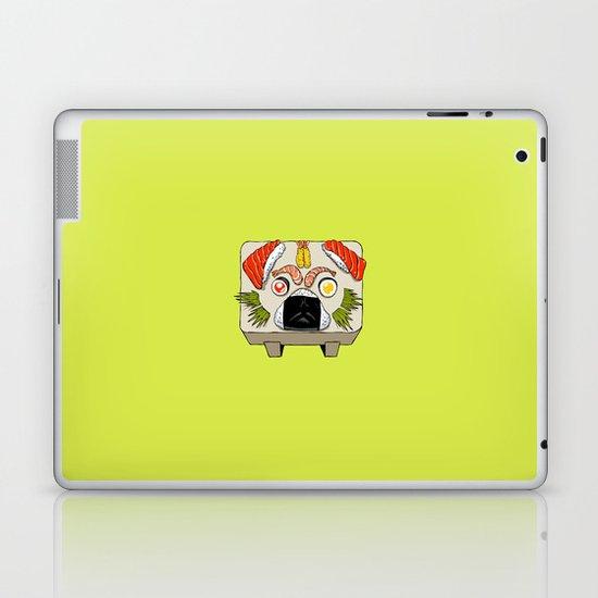 Pug Sushi  Laptop & iPad Skin