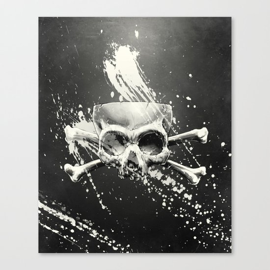 Hidden Lie Canvas Print