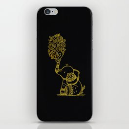 Catiphant iPhone Skin