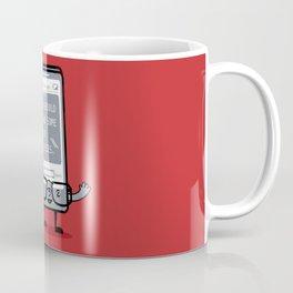 Not-So-Smart Phone Coffee Mug