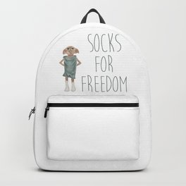 Socks for Freedom Backpack