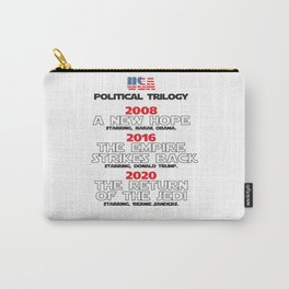 USA Presidential trilogy Carry-All Pouch