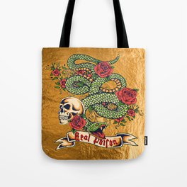 Real Poison Tote Bag