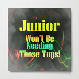 Dormitory Junior Metal Print