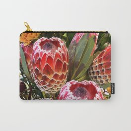 Banksia Flowers Carry-All Pouch