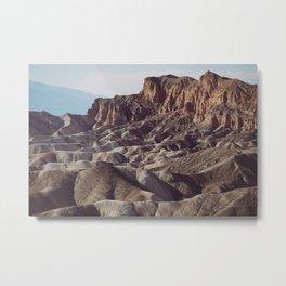 Death Valley 2 Metal Print