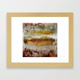Desert Magic Framed Art Print