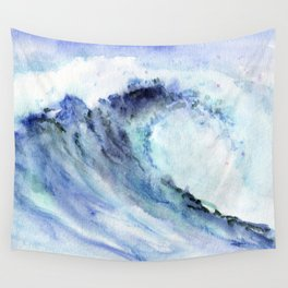 Make Waves Wall Tapestry