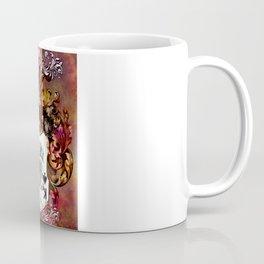 Poker King Spades colored Coffee Mug